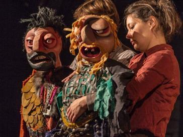 Tösstaler Marionetten - Ronja Räubertochter