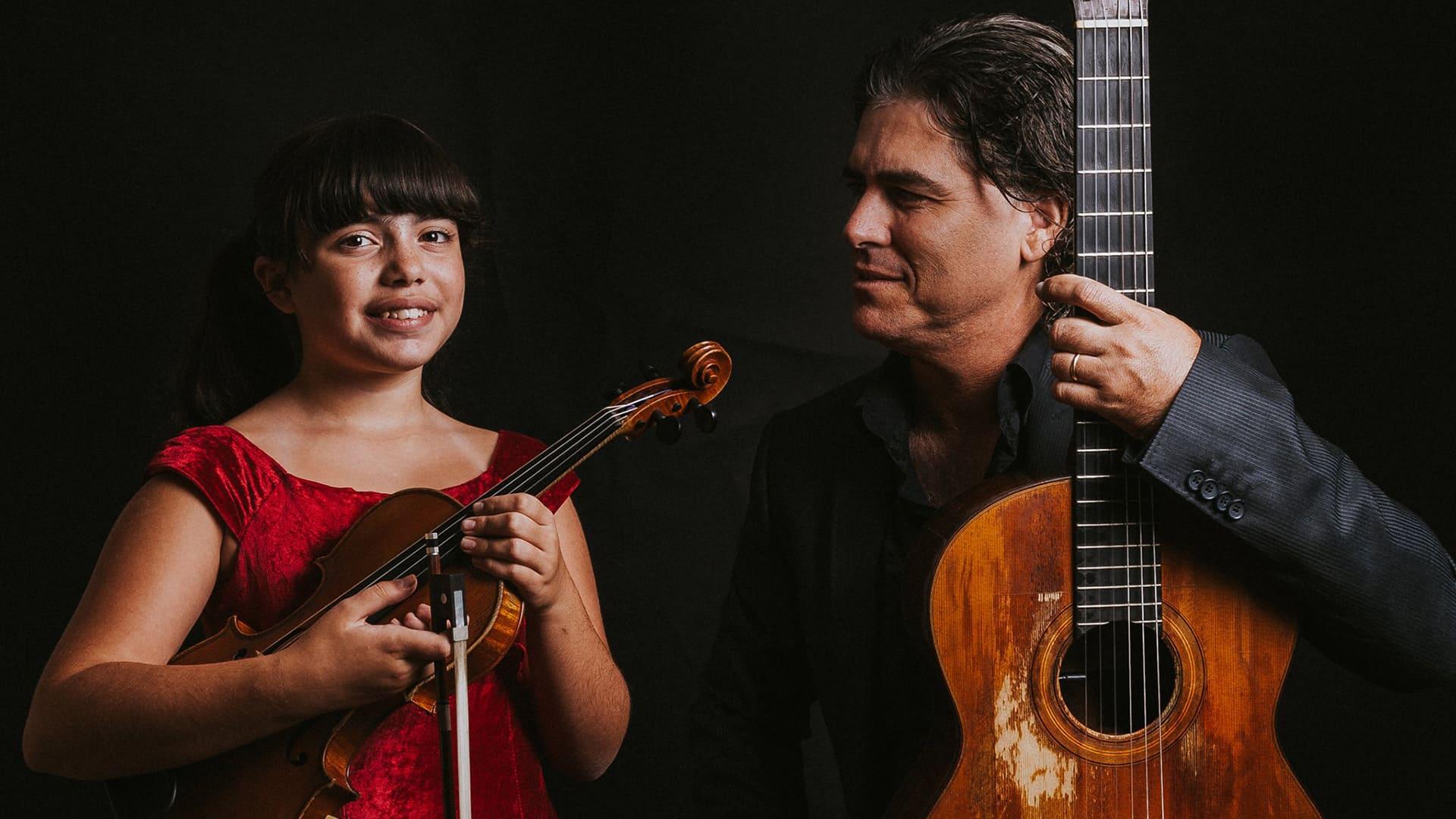 von Paganini bis Chick Corea