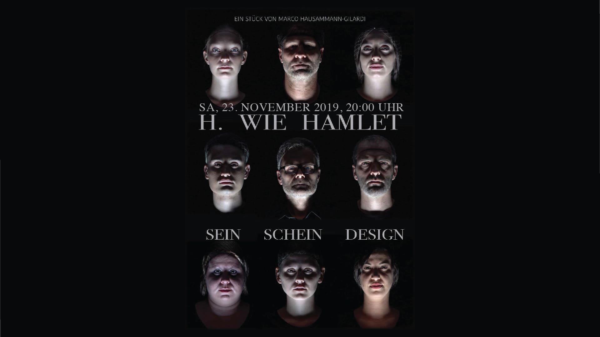 H. wie Hamlet