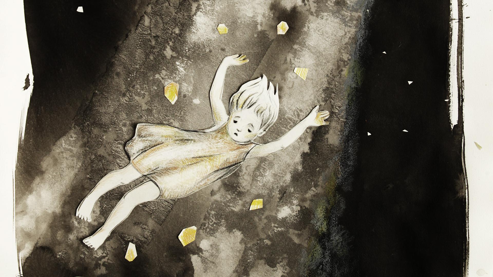Kinder Matinée: Vom Mond gefallen